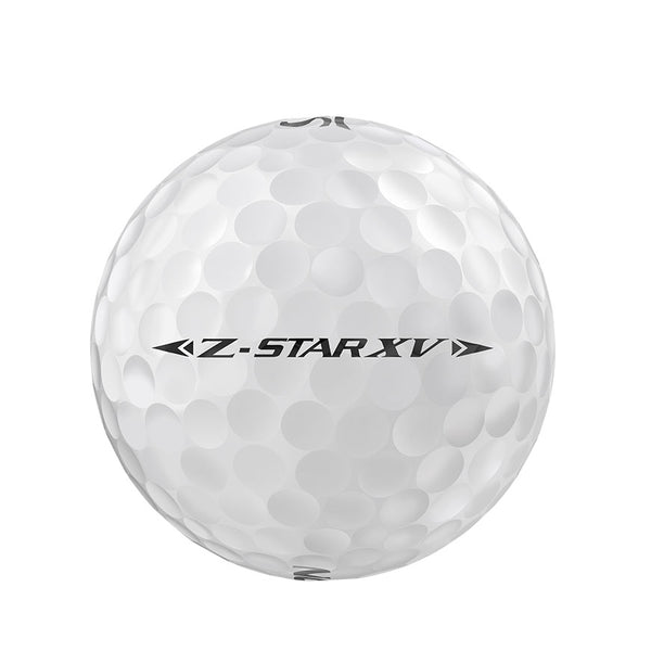 SRIXON Z-STAR XV6 Pure White Screen Logo