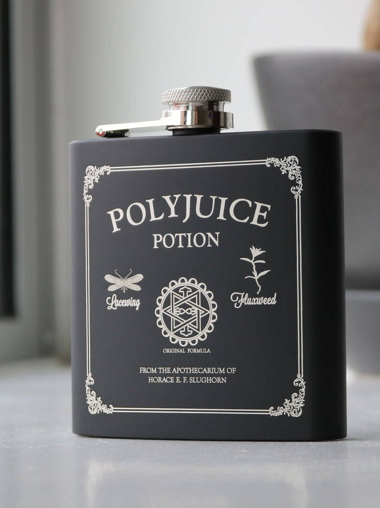 Poly Potion Hip Flask Demo!