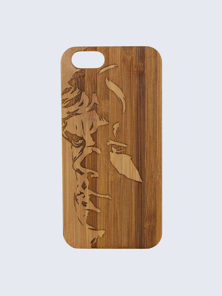 Tyrion Game Of Thrones Laser Engraved Wooden iPhone
