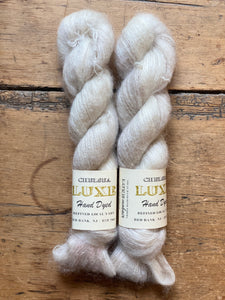 Chelsea Luxe Mohair First Snow