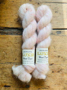 Chelsea Luxe Mohair Peaches N' Cream