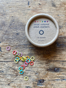 Cocoknits Small Rainbow Stitch Markers