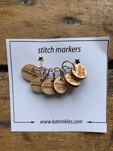 Chelsea Yarns Stitch Markers