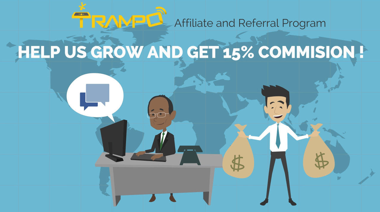 referal and affiliate