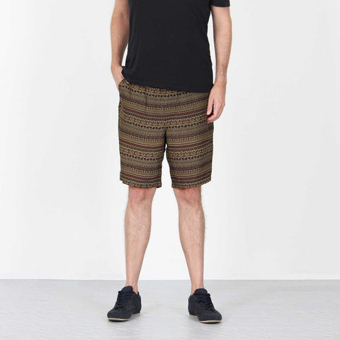 Dylan Shorts Brown 1
