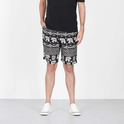 Elephant Shorts Black 1