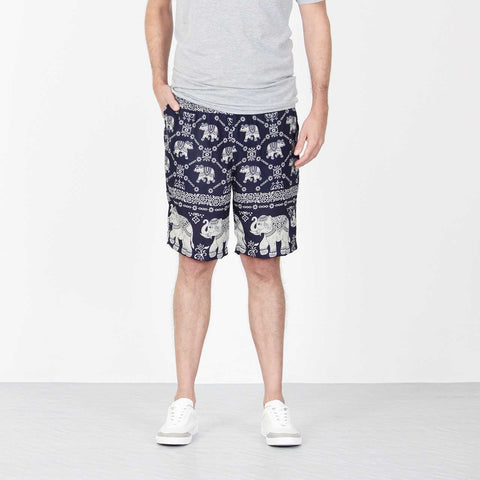 Elephant Shorts Dark Blue 1