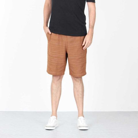 Fisher Shorts Brown 1