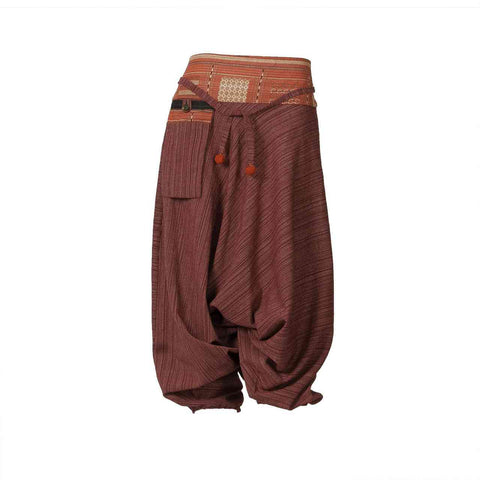 Low Cut Harem Pants Sienna Hill Tribe 2