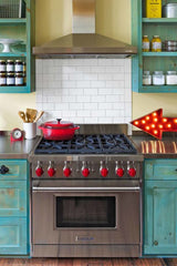 hapilife blog -add colour to your kitchen