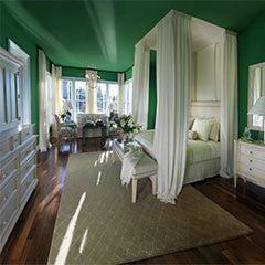 hapilife green bedroom