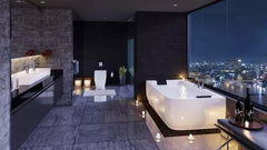 Architectural Modern bathroom style
