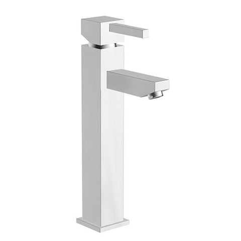 Holly High Rise Mono Basin Mixer- Chrome