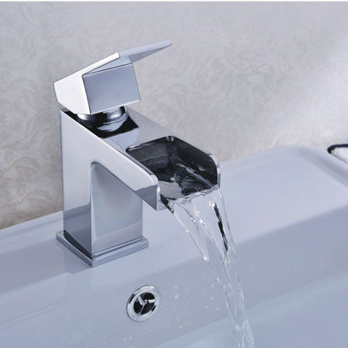 Max Mini Basin Mixer Tap– Chrome