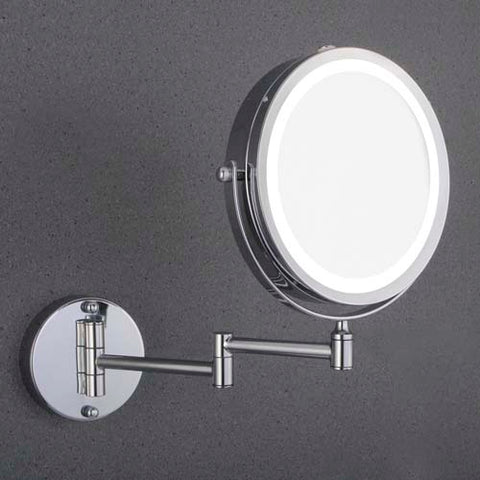 Hapilife Cosmetic LED Mirror-Battery Operated