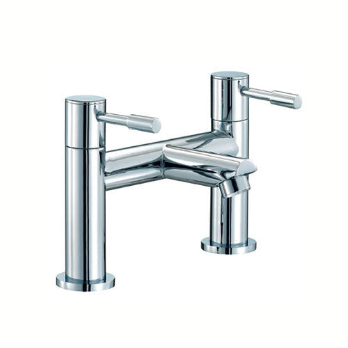 Freya Bath Filler-Chrome