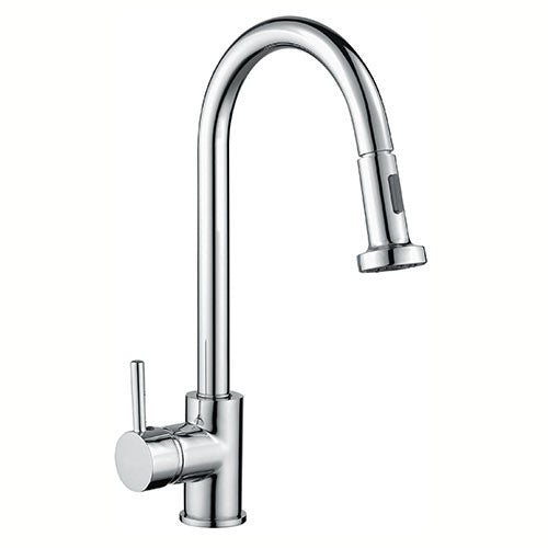 Hapilife® Monobloc Kitchen Sink Mixer with Pull Out Spray