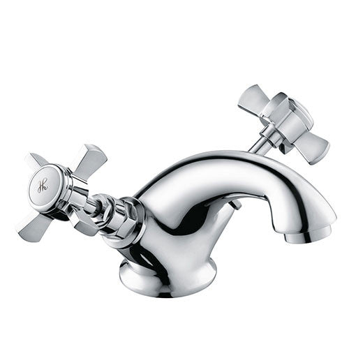 Rye Crosshead Mono Basin Mixer with Waste