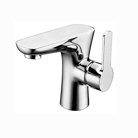 Sra Basin Mono Tap with Sprung Waste