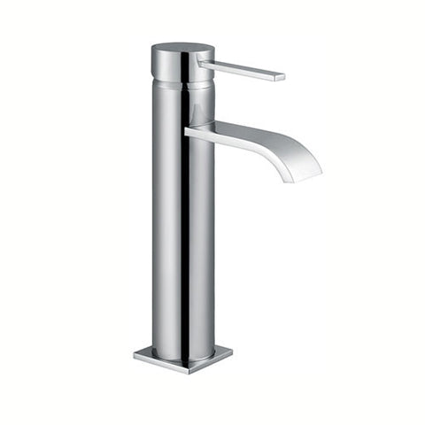 Deck Tall Mono Basin Mixer -Chrome