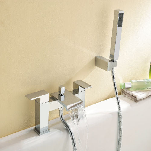 Alicia Bath Shower Mixer with Shower Kits