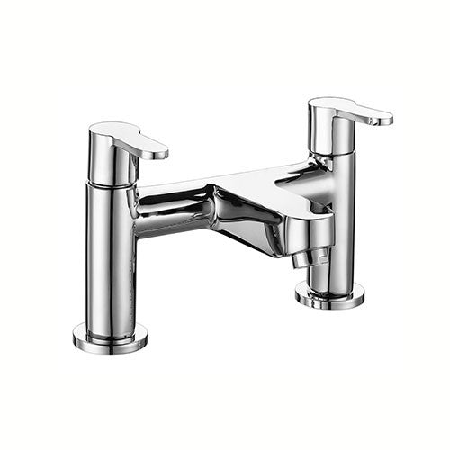 Layla Modern Bath Filler-Chrome