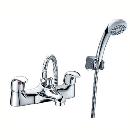 Charlotte Bath Shower Mixer with Shower Kits