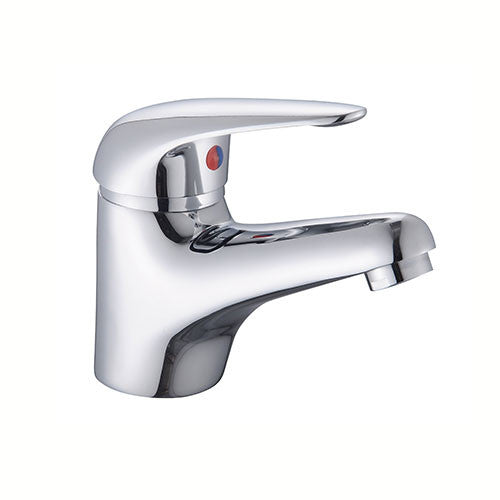 Charlotte Mono Basin Mixer-Chrome