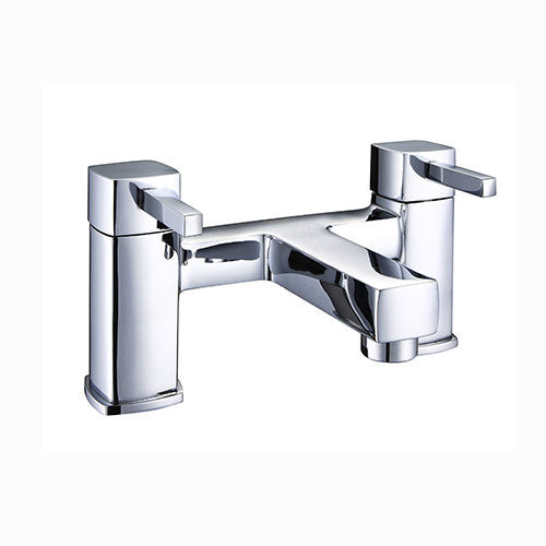 Ruby Minimalist Bath Filler-Chrome