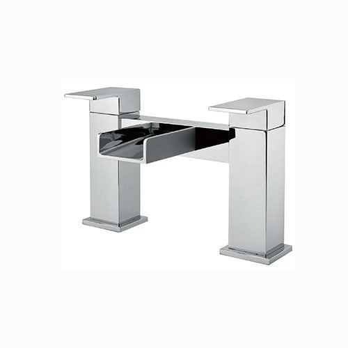 Haven Waterfall Bath Filler-Chrome