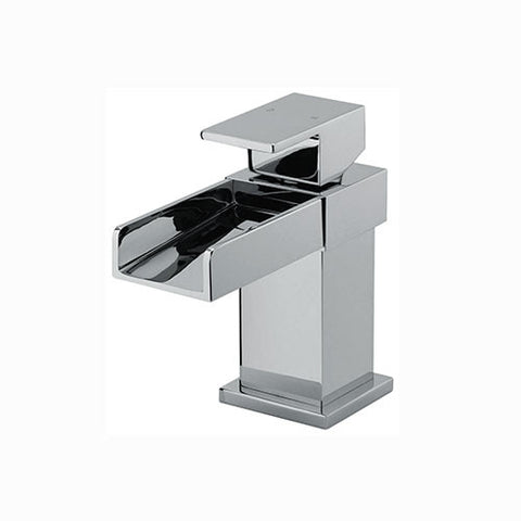 Haven Waterfall Mini Basin Mixer -Chrome