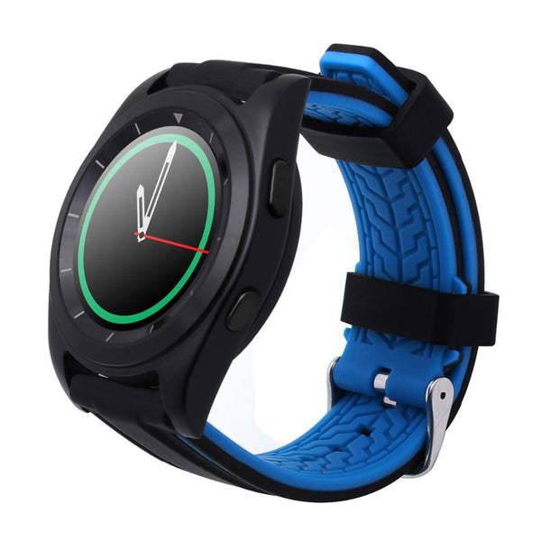 New HD IPS Sport Alloy Smart Watch with Tracker Call Running Heart Rate Monitor for Android IOS