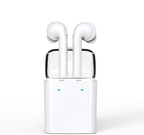NEW ARRIVAL True Wireless TWS Bluetooth Stereo Headset Earphones Earpods for Apple iPhones Androids and Windows