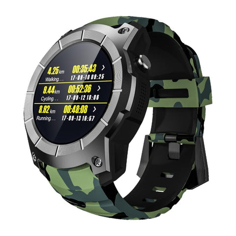 NEW GPS Multi-Sports Smart Watch with 1.3'' Color Screen & Heart Rate Monitor Bluetooth
