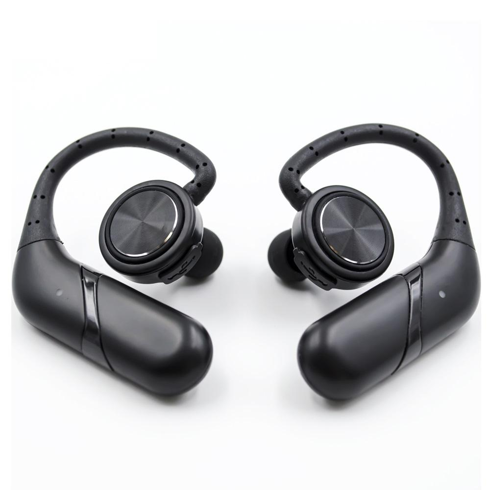 New Cordless Headphones True Wireless Bluetooth Earbuds Water-Resistant Earphones Stereo Sports Bluetooth Headset