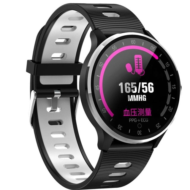 New Heart Rate Monitor Blood Pressure Fitness Tracker Sport Smartwatch For iPhone Androids