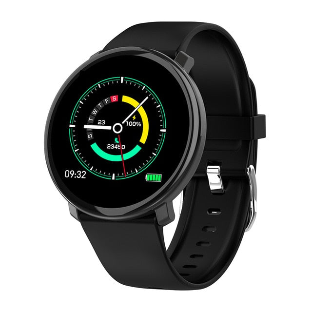 New IP67 Waterproof Fitness tracker Heart Rate Monitor Smartwatch For Android & iOS