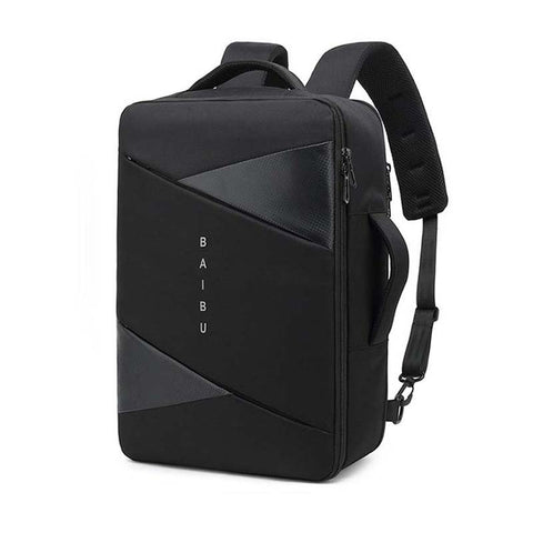 New Multifunctional Laptop Large Capacity Business Casual Backpack For Men Travel Outdoors