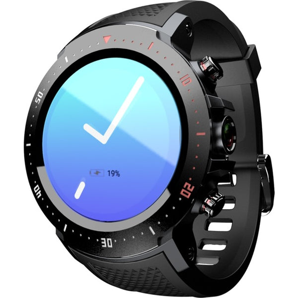New 4G LTE GPS WiFi Bluetooth IP67 Waterproof Heart Rate Tracker Smart Watch For Android iOS