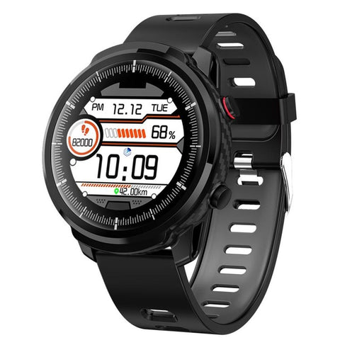 New IP67 Waterproof Heart Rate Monitor Blood Pressure Fitness Tracker Smartwatch For Android iPhone