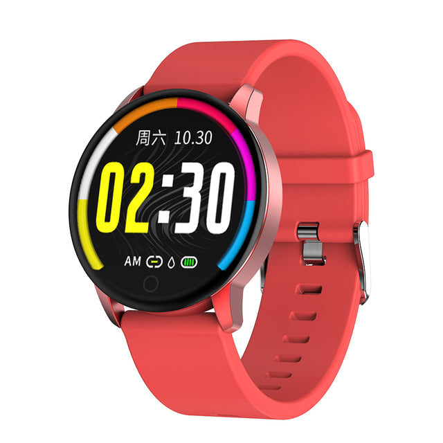 New Fitness Tracker Smart Watch Heart Rate Monitor Sport Smartwatch For iOS Android
