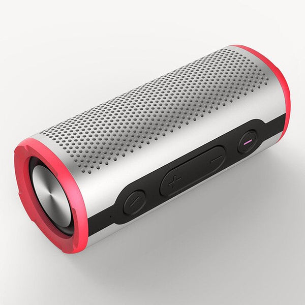 New Waterproof Portable Bluetooth Wireless Speaker Outdoor Bass Stereo With Microphone