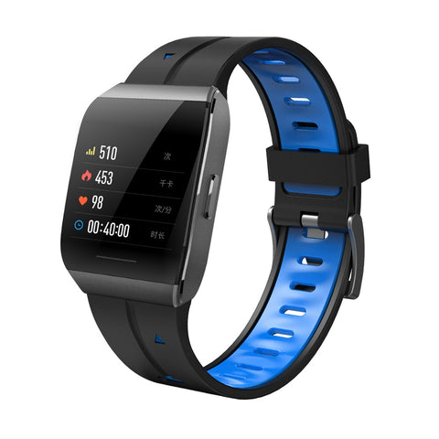 New IP68 Waterproof Heart Rate Monitor Weather Forecast Activity Fitness Tracker Sport Smartwatch