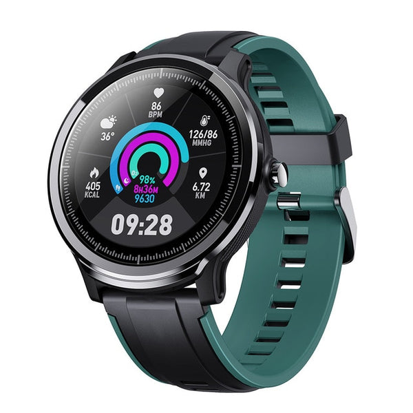 New IP68 Waterproof 1.3 Inch Heart Rate Monitor Fitness Tracker Sport Smartwatch For Android IOS