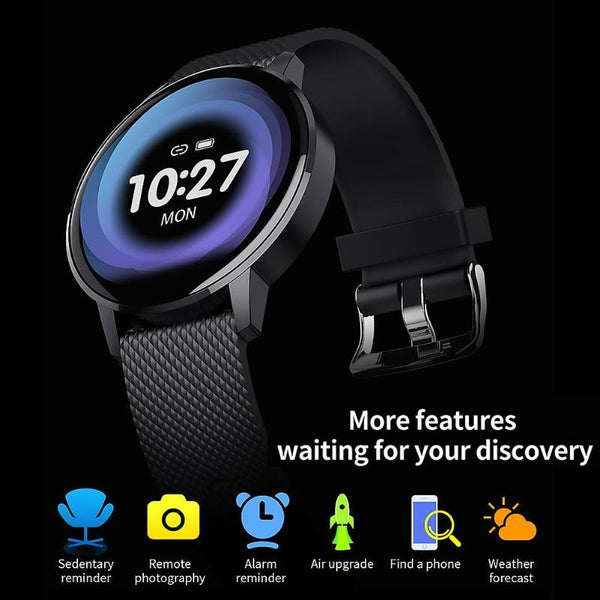 New Waterproof Heart Rate Fitness Tracker Digital Wrist Smartwatch For iPhone Samsung Xiaomi