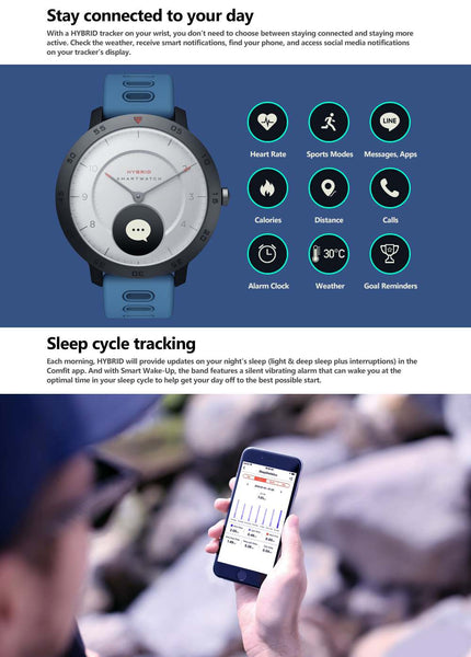 New Heart Rate Monitor Real-Time Weather Temperature Sport Fitness Tracker 50M Waterproof Smartwatch For iPhone Android