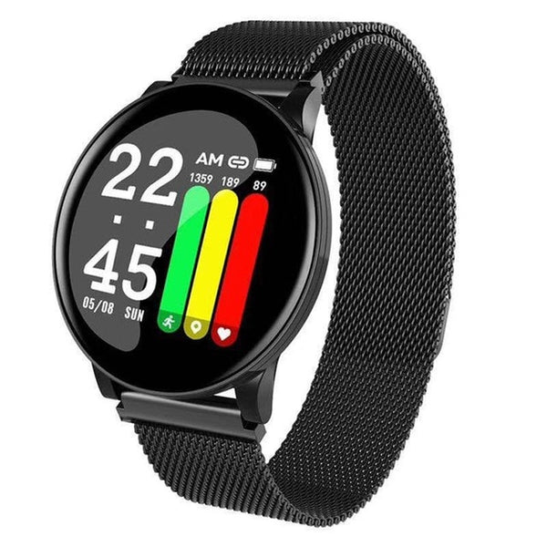 New Fitness Bracelet Heart Rate Monitor Tracker Smartwatch Waterproof Wrist Digital Watch For iPhone Android Gifts