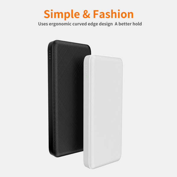 New 10000mAh Qi Wireless Charger Power Bank External Battery For Compatible iPhone Samsung Xiaomi Phones