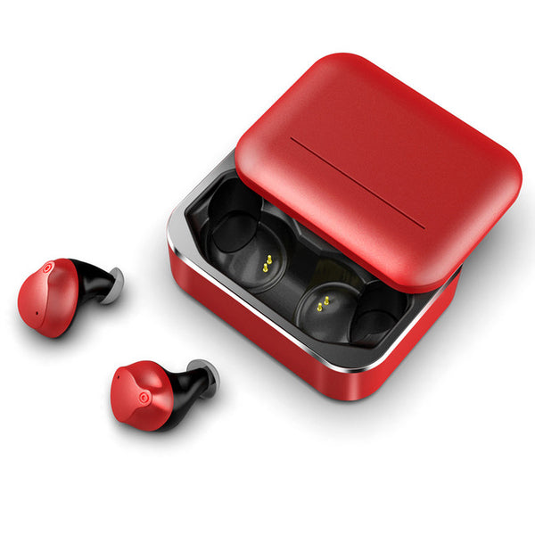New Bluetooth 3D stereo Wireless Earphones Earbuds Headset With 3200mAh Charge Box Noise Cancelling
