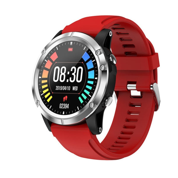 New Waterproof Heart Rate Monitor Fitness Tracker Smart Watch For iPhone Samsung Xiaomi